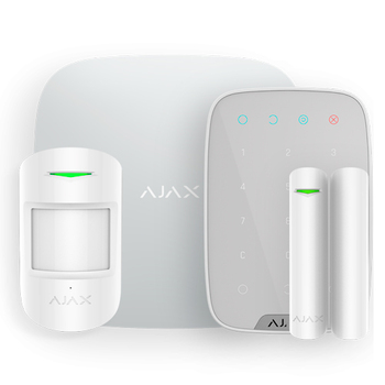 Комплект Ajax HomeKit white