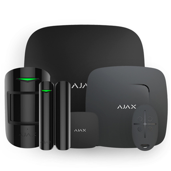 Комплект Ajax HomeProtect black